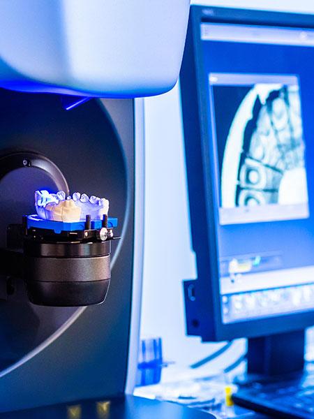 digital orthodontic lab
